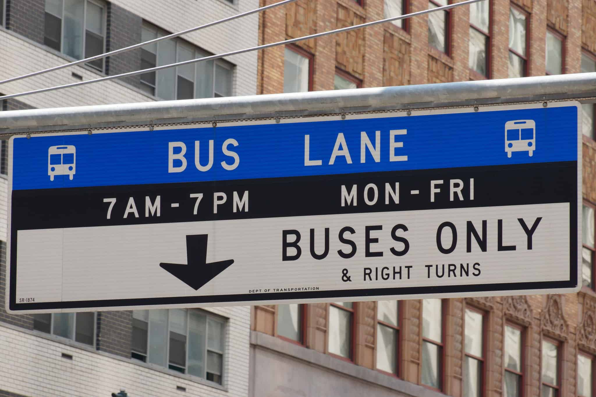 How Much is a Bus Lane Ticket Violation?