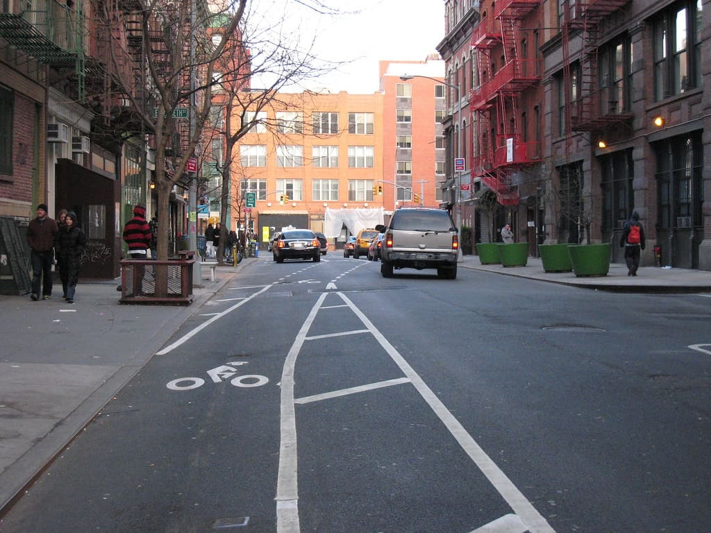 Bronx Business Owner Who Got a Ticket For an Invisible Bike Lane