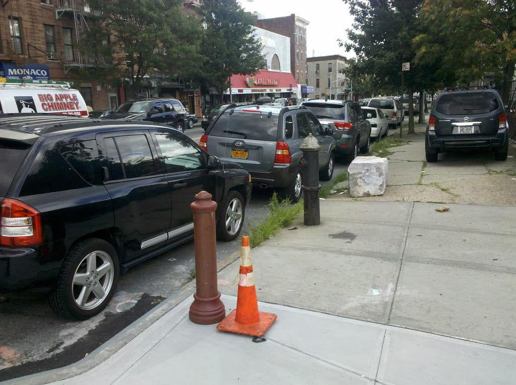 How Much Is a Fire Hydrant Parking Violation Ticket In New York City